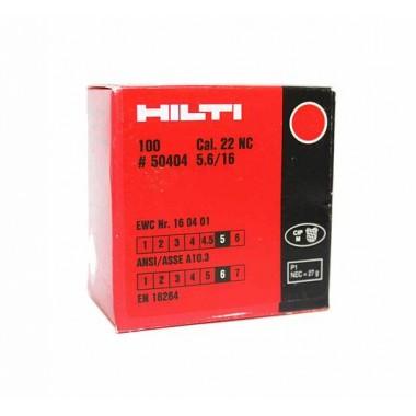 Холостой патрон HILTI 5.6мм (красный)