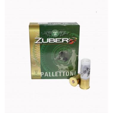 Патрон ZUBER 12к (Б/к) 34гр №8,6мм
