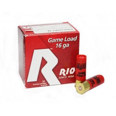 Патрон Rio Game Load C16 NEW 16/70  №5 28 гр