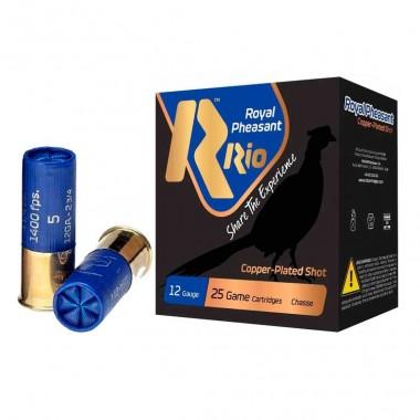Патрон RIO к.12 Royal Pheasant COPPER Plated (К) 36гр №2/0