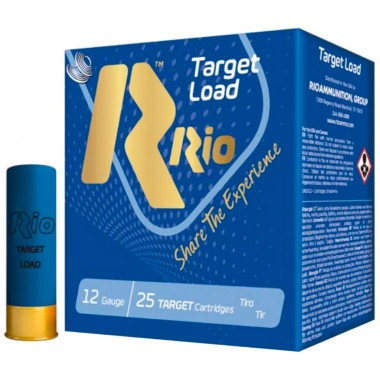 Патрон Rio Target Load-28 к. 12 к. №9 28 гр