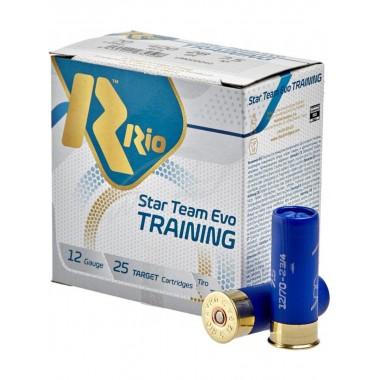 Патрон RIO Star Team EVO Training  12/70 (7.5) 28г