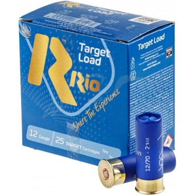 Патрон RIO Target Load-28 NEW 12/70 (5) 28г.