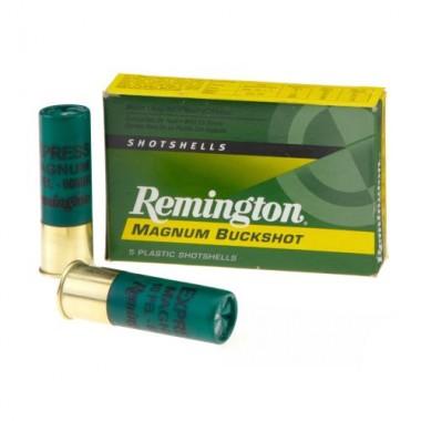 Патрон Remington EXSPRESS MAGNUM 12/76 картечь 00,  15 картечин