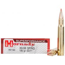 Патрон Hornady SPF 30-06 куля SST 180г. (11.66г.)