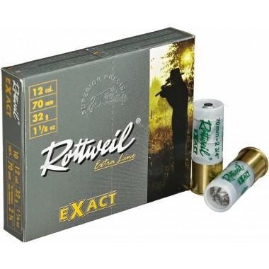 Патрон RUAG Rottweil Exact 12/70 32г, 415 м/с