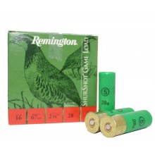 Патрон Remington Shurshot Load Game кал. 16/67 дробь №5 (2,9 мм) 28 г