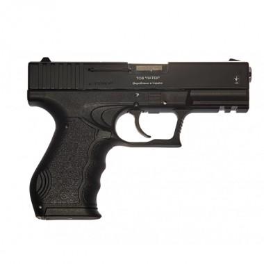 Травматический пистолет Safari GT-60 9 мм, черный, 16-зарядный