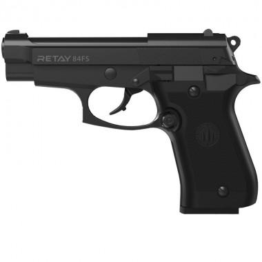 Пистолет стартовый Retay 84 чёрный