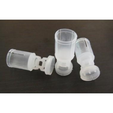 Пыж-контейнер пластиковый 20 к. (24-28 г) 100 шт