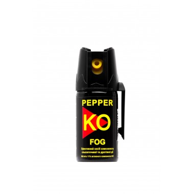 Баллон газовый Klever Pepper KO Fog, 40мл (аэрозольный)