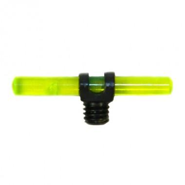 Мушка  MegaLine зелена 3 мм (77)
