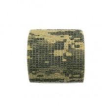 Лента маскировочная универсальная 50 мм (4,5 м) ACU