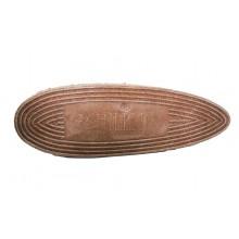 Затыльник резиновый 120*42*20 мм коричневый