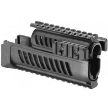 Цевье FAB для AK 47/74, 4 планки (black)