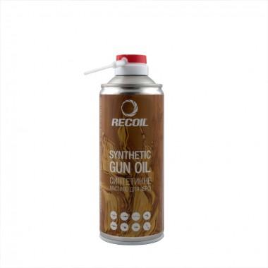 Синтетическое масло для оружия Recoil 400 мл